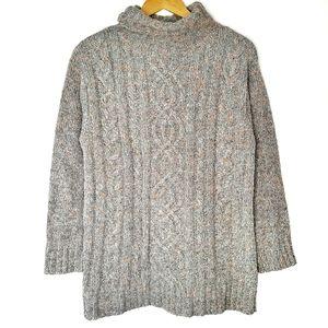 Vintage Knit Turtlleneck